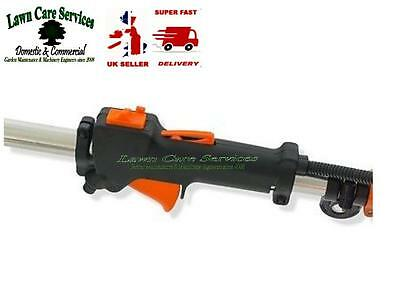 NEW THROTTLE TRIGGER CONTROL STRIMMER TRIMMER BRUSHCUTTER 26cc 30cc 33cc