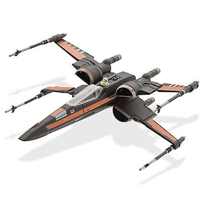 Star Wars: The Force Awakens Poe's X-Wing Fighter Die-Cast Vehicle BNIB