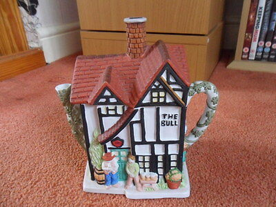 Pottery Teapot in Perfect Condition from (The Archers Radio Progamme)