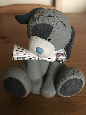 """my Blue Nose Friends"" Loyal Patch Dog Figurine"