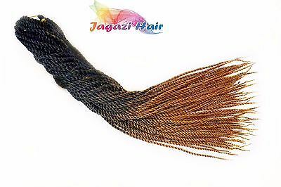 UK: Ombre Senegalese Twist Braid Hair by Impressions Quick & Easy CROCHET instal
