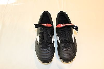 Child's Black Mizuno Rugby Boots Size 1UK 32.5EUR