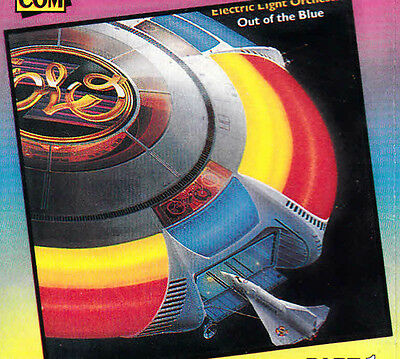 ELO Electric Light Orchestra - Out of the blue PART 1 ★ MC Musikkassette