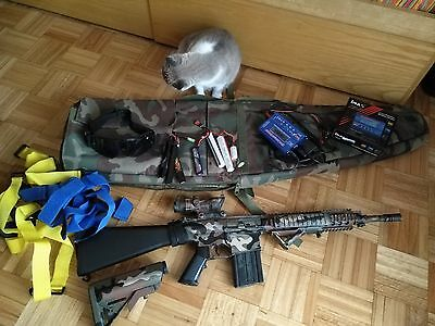 Airsoft lote perfecto estado, seminuevo