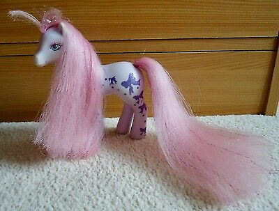 Vintage rare G1 My Little Pony BRIGHT NIGHT. Sweetheart Sister