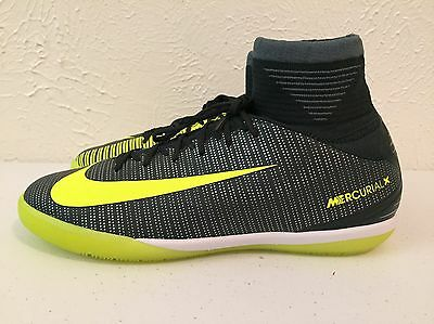 Nike JR Mercurial X Proximo 2 CR7 IC Indoor Soccer 852499 376 Size 5.5Y