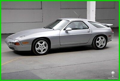 1993 Porsche 928 GTS 1993 Porsche 928 GTS 66,636 miles 1 of 406 Delivered to North America