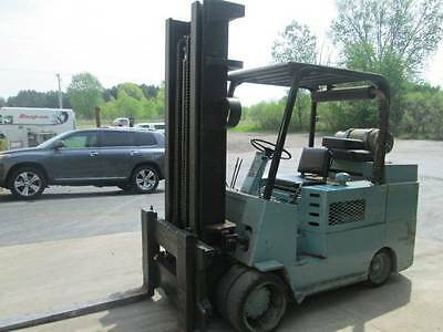 10,000# Capacity Forklift