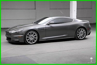"2009 Aston Martin DBS ""Casino Royale"" Paint / 6-Speed Manual 2009 Aston Martin DBS 9,320 miles Casino Royale Paint 6 Speed Manual 6.0L V12"