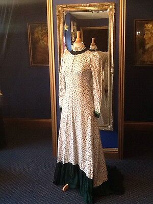 Beautiful Victorian Style Theatrical Dress, Top Item, Super Low Start Price!!!