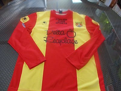 maillot football fc Martigues  taille xl