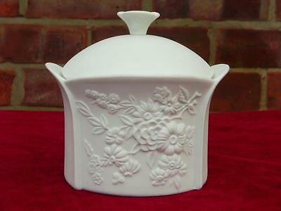 A Kaiser Porcelain Lided Pot signed by M Frey
