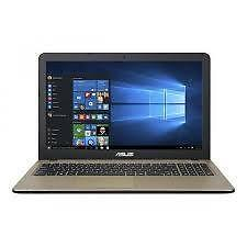 "ASUS X540LA-XX234T 15.6"" Laptop (Dual Core  i5-5200U 4GB RAM 1TB HDD Windows 10)"