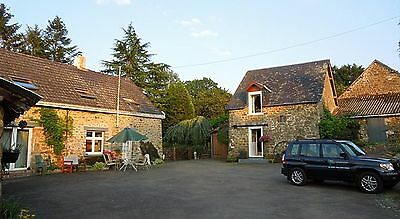 French Farmhouse B&B with Gite & Business for sale