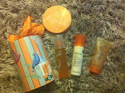 New Sanctuary Spa Large xmasTin  Gift Set Full Size Products see desciption
