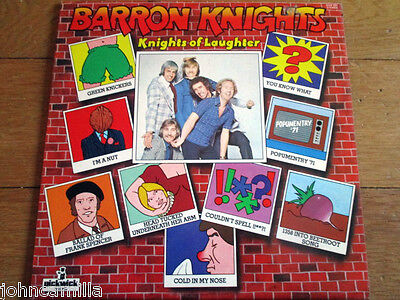 Barron Knights - Knights Of Laughter - Lp/record - Pickwick Records - Shm 981