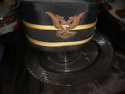 VINTAGE EARLY 1900'S MASONIC CAP w/ TASSEL HAT RARE. EXCELLENT CONDITION!