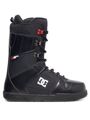 Scarpone Snowboard Dc Shoes Phase Black Red