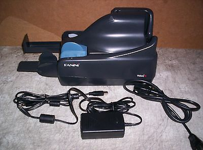 Panini Vision X Check Scanner w/ PS and USB Cable 75 DPM Unlimited Feeder Inkjet