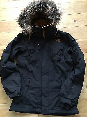 North Face Women's Black Baker Ski Jacket Size M