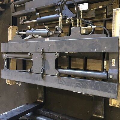 Cascade 55F Side Shifting Fork Positioner Forklift Attachment class 2, stock#161