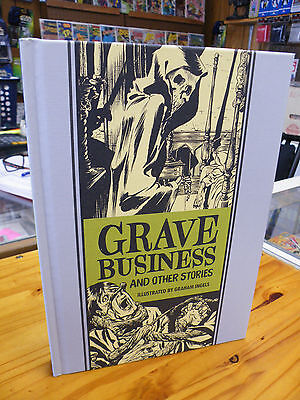 E.c. Grave Business, Graham Ingels, 2015 Hardcover 1St Ed.