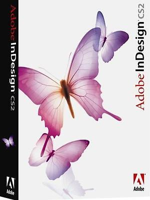 Adobe Indesign CS2 - WINDOWS - full version-  Download
