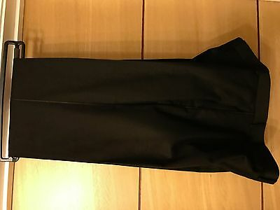 "Men's Dinner / Evening Suit Trousers worn once M & S Size 36"" x 31"""