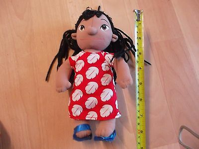 lilo soft toy - rare collectable toy from lilo & stitch