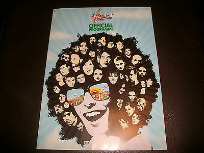 V Festival 2006 Official Programme Free P+P