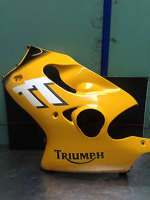 Triumph TT600 2001 Left Hand Side Fairing Panel