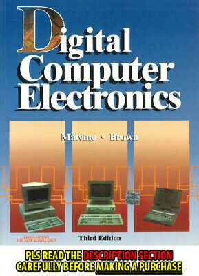FAST SHIP: Digital Computer Electronics 3E by Albert Mal