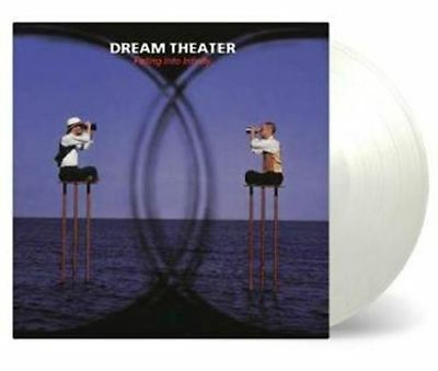 DREAM THEATER ~ FALLING INTO INFINITY ~ 2 X 180gsm LTD ED CLEAR VINYL LP ~ *NEW*