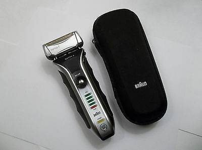 Braun Series 5 Razor - No Charger