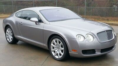 2005 Bentley Continental GT  2005 BENTLEY CONTINENTAL GT **MAKE OFFER**  LIKE NEW TIRES DRIVES EXCELLENT