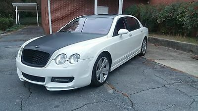 2006 Bentley Continental Flying Spur  2006 Bentley Continental Flying Spur Purchased AS SEEN IN PICS  MILES WILL GO UP