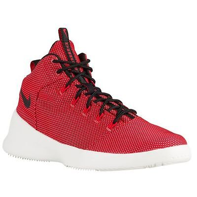 Nike Hyperfr3sh basketball shoes in red & black - UK size 8.5
