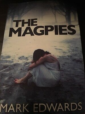 The Magpies By Mark Edwards Paperback Book