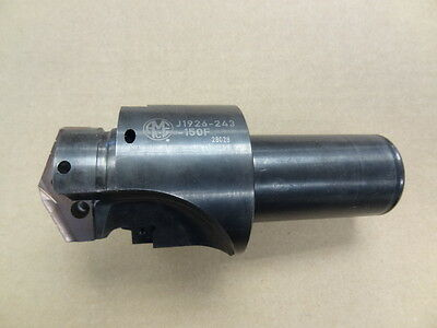Allied Accuport Indexable Insert Port Contour Cutter SAE-24 J1926-243-150F