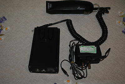 mosser avalon battery clippers