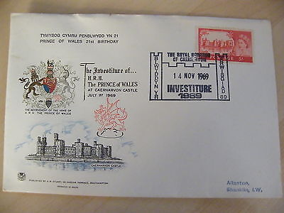 1969 - Prince of Wales Investiture - Stuart Cover