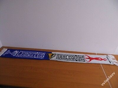 Leinster - Harlequins champions cup Rugby scarf