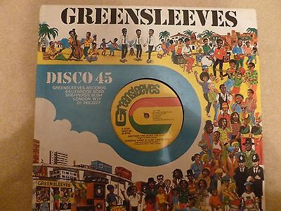 General Saint & Clint Eastwod. Another  One.  Reggae   12  Inch. Ex  Condition