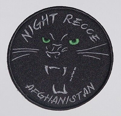Bw Patch Abzeichen Aufnäher ISAF NIGHT RECCE AFGHANISTAN AG 51