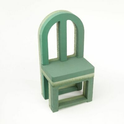 Vacant 3D Floral Foam Chair Floral Funeral Memorial Tribute Sku 2210
