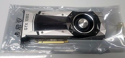 NVIDIA GeForce GTX 1080 Founders Edition 8GB OEM Graphics Card