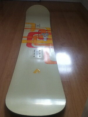 Mens A-Snowboards Blink 164 Freeride Snowboard.