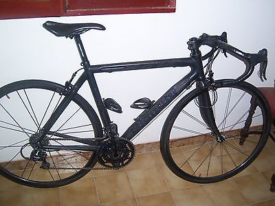 vélo bike bianchi 6.0 kg XL full carbone campagnolo record 10 vitesses