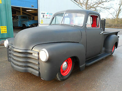 1949 Chevy 5 Window Pick Up S10 Chassie With Ls3 Engine And Box