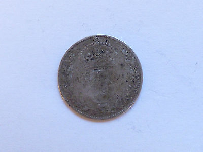 Great Britain George V Threepence Coin 1919